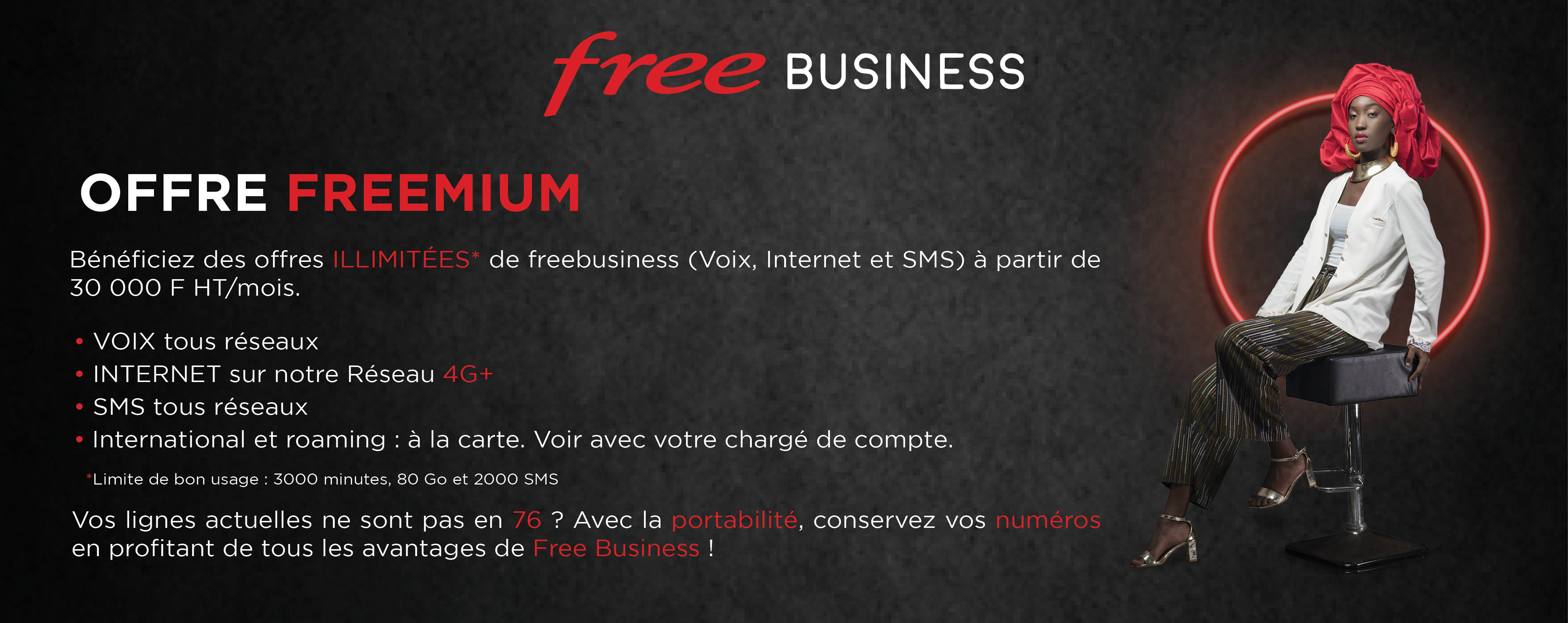 Offre Premium Free Business